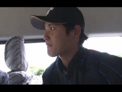 【芸能人サプライズ(学校編)】大谷翔平が沖縄県名護市の中学校をサプライズ訪問!
