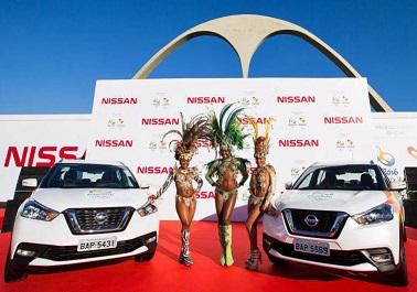 リオ五輪と日産・新型SUV『キックス』