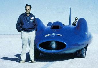 Proteus-Bluebird CN7&Donald Campbell