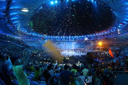 リオ、パラリンピック開幕