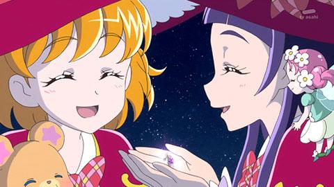 【魔法つかいプリキュア!】第12話「満天の星空とみらいの思い出」