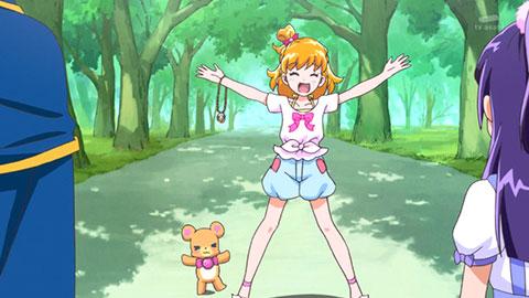 【魔法つかいプリキュア!】第33話「すれ違う想い!父と娘のビミョ~?な1日!」