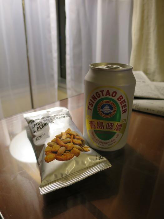 香港 ホンハム 青島ビール