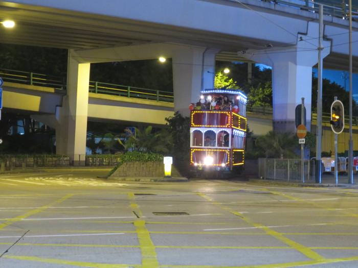 香港 夕食 香港島