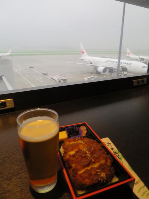空弁 特製ソースかつ丼 羽田空港