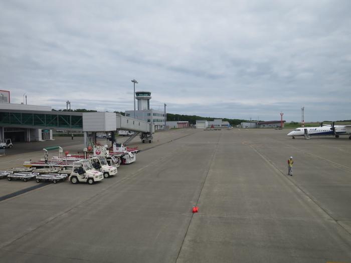 釧路空港 北海道 B767国際線仕様機