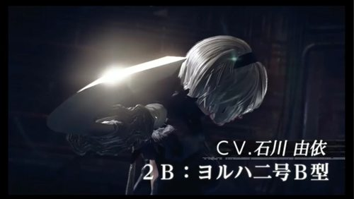 NieR Automata new footage 002
