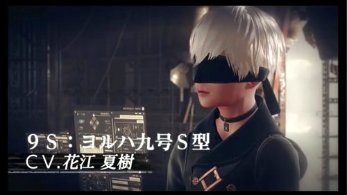 NieR Automata new footage 003