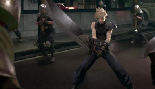 FF7 Remake looking at FFXIII saga as Model for Release