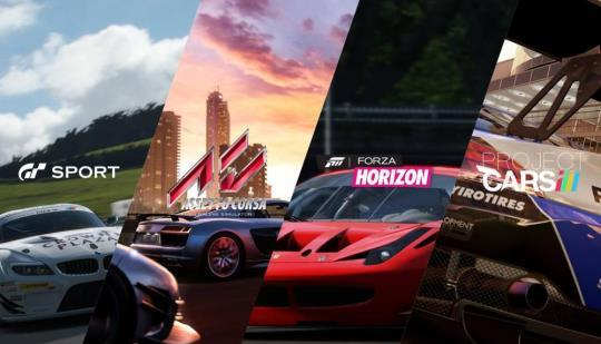 GT Sport, Forza Horizon 3, Asseto Corsa and Project CARS - A No Bullshit Comparasion - Graphics