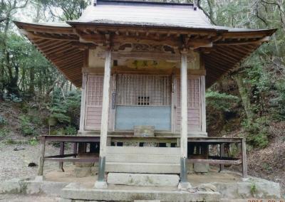 岩屋寺金堂
