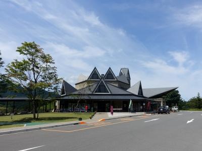 道の駅 中山盆地