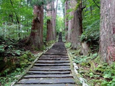 羽黒山 出羽三山神社