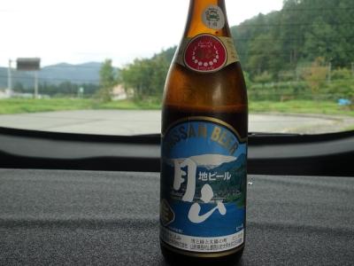 道の駅 にしかわ 地ビール