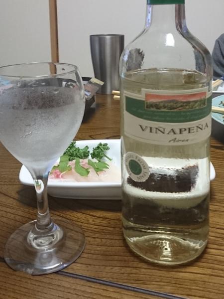 ヴィナペナの夕食