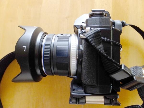 9~18mm F4,0~5,6沈胴状態