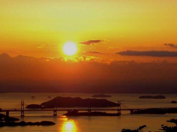 岩黒橋夕景05