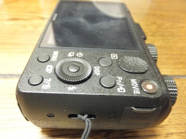 HX60V操作部02