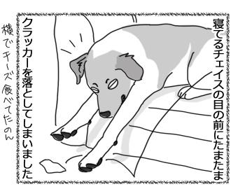 羊の国のラブラドール絵日記シニア!!「チェイスよ、マジか!?」2
