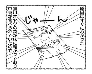 羊の国のラブラドール絵日記シニア!!「はじめての共同作業」3