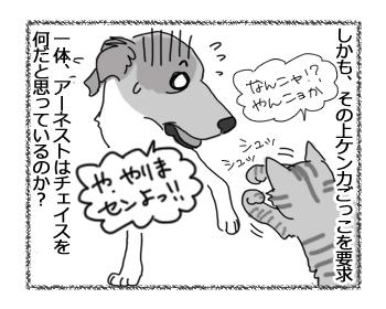 羊の国のラブラドール絵日記シニア!!「末っ子ダンスィー」4