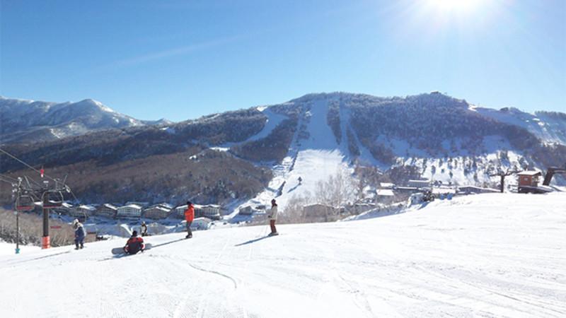 スキー場バイト、リゾートスタッフ大募集