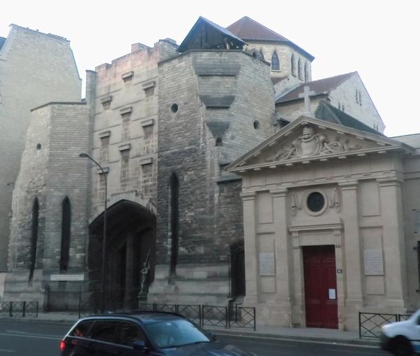 ジャンヌ・ダルク教会600