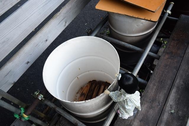 07ドラム缶風呂