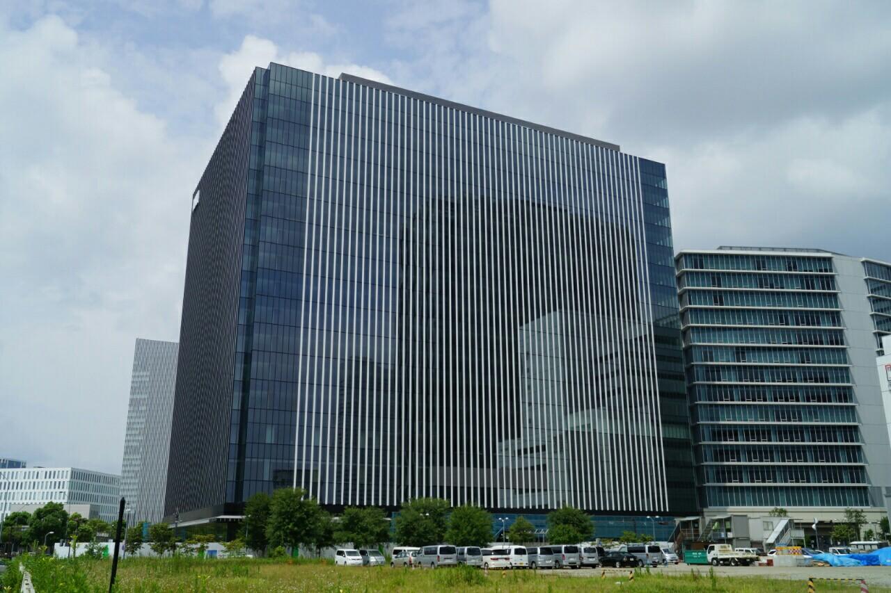 超高層ビルと都市開発のきりぼう