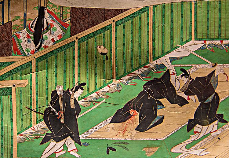 多武峰縁起絵巻 複製(談山神社)