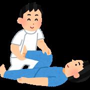 股関節のリハビリ
