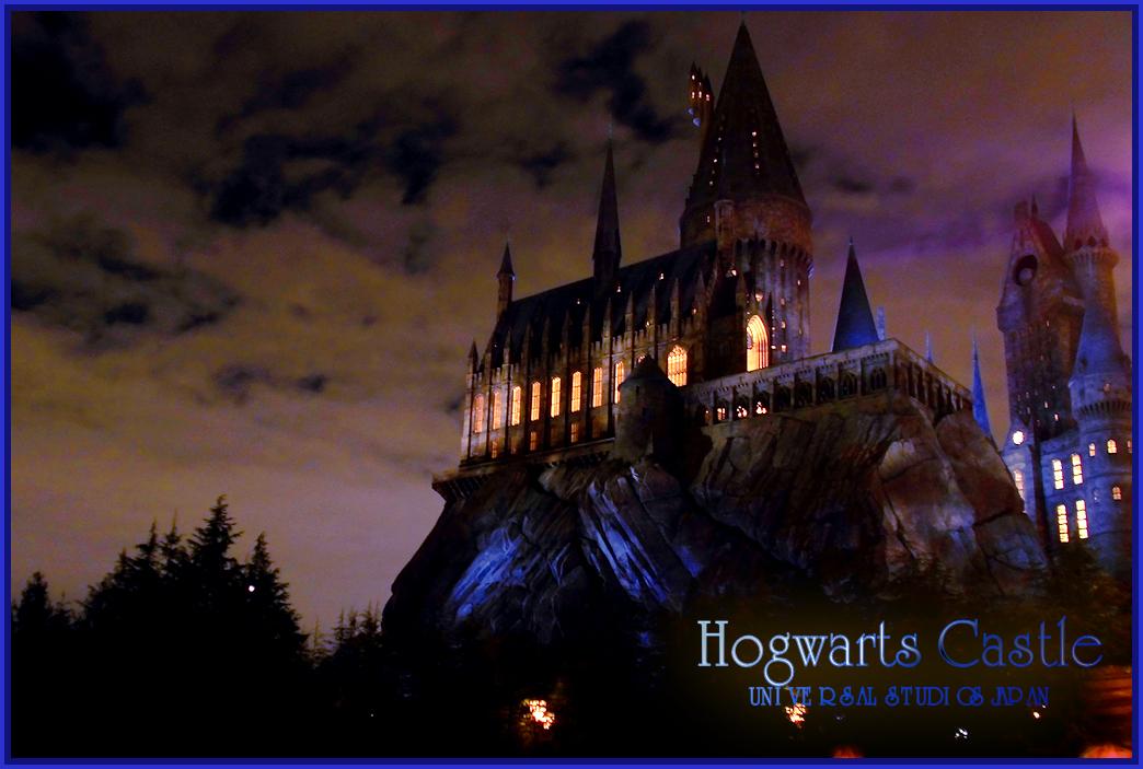 ホグワーツ城 Hogwarts Castle USJ ハリポタ