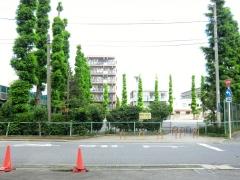 旧川崎市交通局溝の口営業所跡