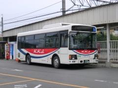 東毛呂2(休憩中車両)