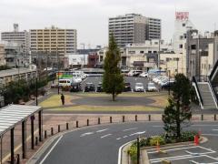 旧東松山駅操車場跡