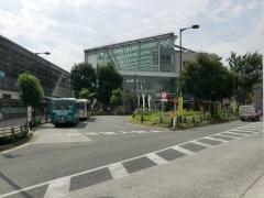 経堂駅バス折返所