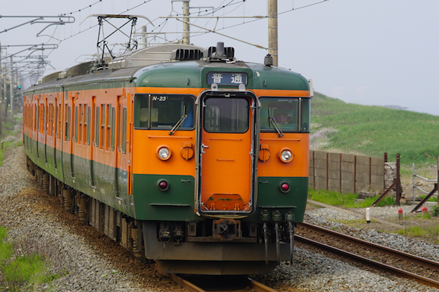 160502 JRE 115-Nigata-Old-kakizaki-1