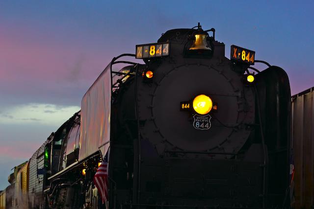 July2416 UP844 Denver Sunset