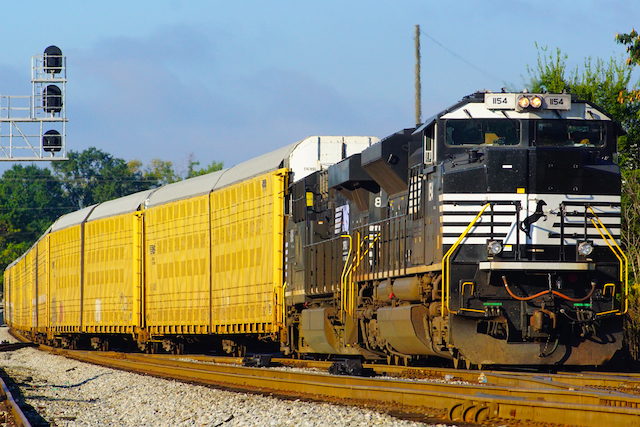 Sep3016 NS1154 Carcarry Irondale2
