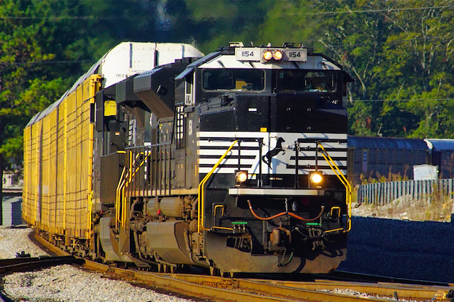 Sep3016 NS1154 Carcarry Irondale 1
