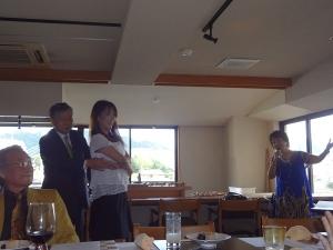 法人化10周年を祝う会2
