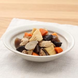 鶏肉と根菜の京風お煮しめ
