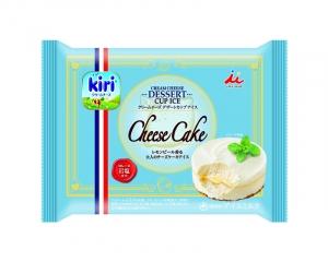 クリームチーズデザートカップアイス