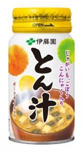 伊藤園 とん汁