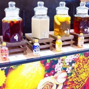 稲荷橋広場イベントスペース 午後の紅茶2