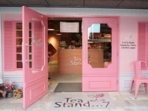 tea stand7 錦糸町