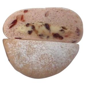 クランベリーチーズクリームパン