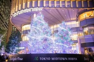 東京ミッドタウン日比谷 イルミネーション3