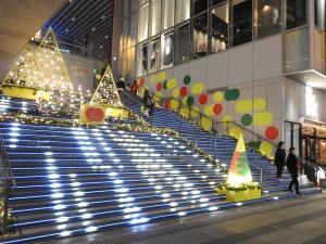渋谷ストリーム イルミネーション