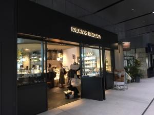 DEAN DELUCA カフェ渋谷ストリーム